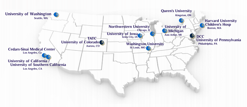 Recruiting Site Map